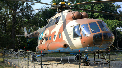 58663 - Mil Mi-17-1V Hip - Pakistan - Army Aviation