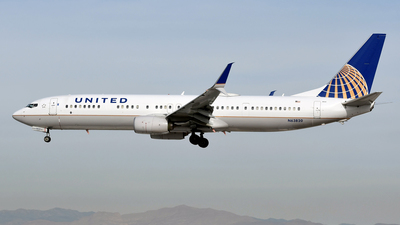 N63820 - Boeing 737-924ER - United Airlines