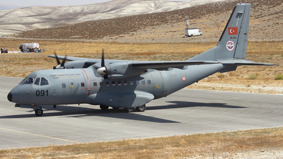 95-091 - CASA CN-235M-100 - Turkey - Air Force