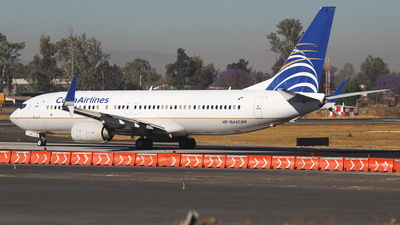 HP-1844CMP - Boeing 737-8V3 - Copa Airlines
