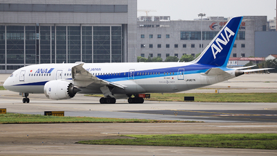 JA807A - Boeing 787-8 Dreamliner - All Nippon Airways (ANA)