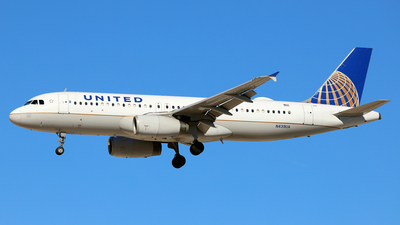A picture of N439UA - Airbus A320232 - United Airlines - © Daniel Klein