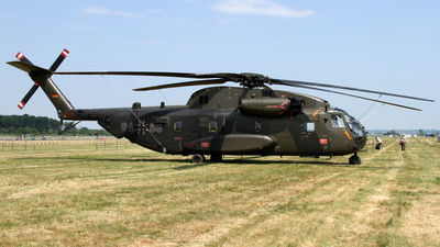 84-96 - Sikorsky CH-53GA - Germany - Air Force