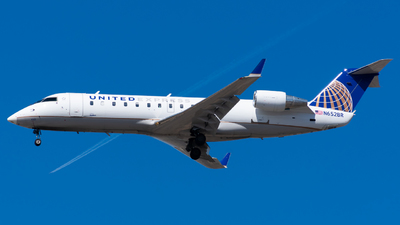N652BR - Bombardier CRJ-200LR - United Express (SkyWest Airlines)