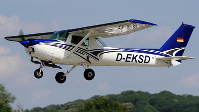 D-EKSD - Cessna 152 - Fliegerverein München