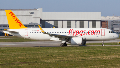 A picture of TCNBR - Airbus A320251N - Pegasus Airlines - © RobertLN