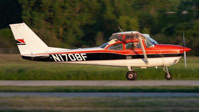 A picture of N1708F - Cessna 172H Skyhawk - [17255103] - © Adam of A2