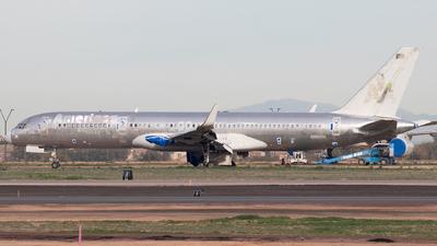 A picture of N699AN - Boeing 757223 - [27051] - © Der Kölner