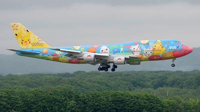 JA8958 - Boeing 747-481 - All Nippon Airways (ANA)