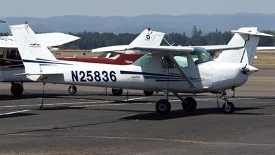 A picture of N25836 - Cessna 152 - [15280808] - © Gripen-YN