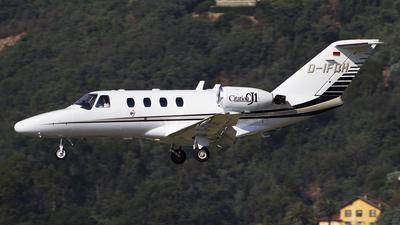 D-IFDH - Cessna 525 CitationJet 1 - Dix Aviation
