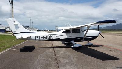 A picture of PTMBK - Cessna T182T Turbo Skylane - [T18209052] - © Bruno Orofino