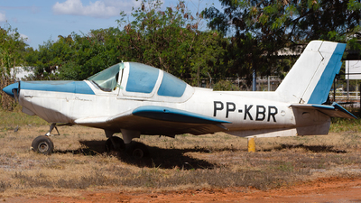 PP-KBR - Aerotec A-122 Uirapuru - Aero Club - Brasília