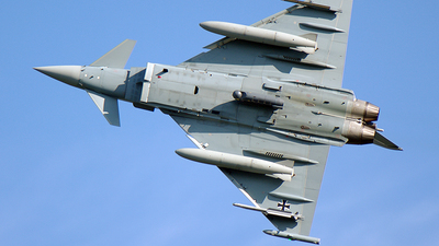 30-53 - Eurofighter Typhoon EF2000 - Germany - Air Force