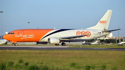 OO-TNN - Boeing 737-45D(SF) - TNT Airways