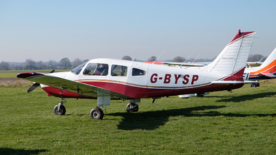 G-BYSP - Piper PA-28-181 Archer II - Private