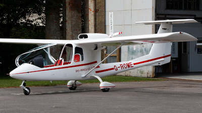 G-ROME - Iniziative Industriali Italiane Sky Arrow 650TC - Private