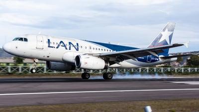 CC-CPM - Airbus A319-132 - LAN Airlines