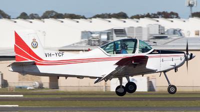 VH-YCF - Pacific Aerospace CT-4B Airtrainer - BAE Systems Australia