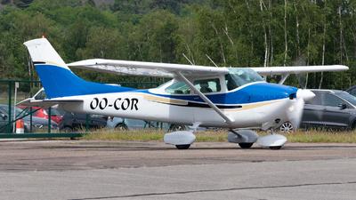 OO-COR - Reims-Cessna F182Q Skylane II - Private