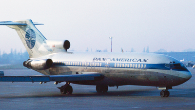 N329PA - Boeing 727-21 - Pan Am