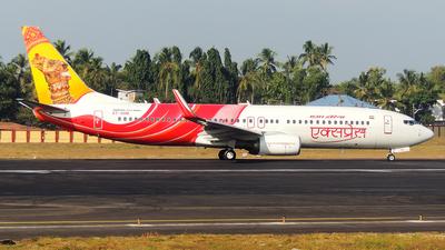 VT-GHA - Boeing 737-86N - Air India Express