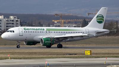 HB-JOG - Airbus A319-112 - Germania Flug