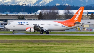 C-FANB - Boeing 737-48E - Air North