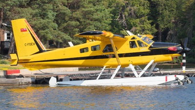 C-FOEH - De Havilland Canada DHC-2 Mk.III Turbo-Beaver - Canada - Ontario Ministry of Natural Resources