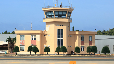 VVVT - Airport - Control Tower