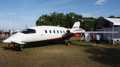N405KT - Piaggio P-180 Avanti - Private