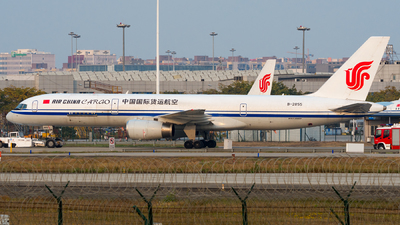 B-2855 - Boeing 757-2Z0(SF) - Air China Cargo