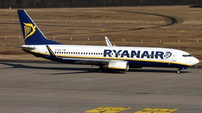 EI-DCG - Boeing 737-8AS - Ryanair