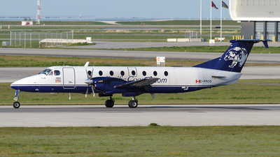 C-FPCO - Beech 1900C - Pacific Coastal Airlines