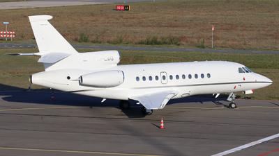 PH-LAU - Dassault Falcon 900EX - Kimi Aviation