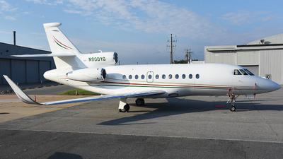 N900YG - Dassault Falcon 900EX - Private