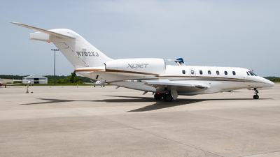 N782XJ - Cessna 750 Citation X - XOJet