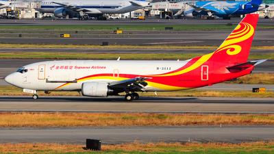 B-2112 - Boeing 737-36N(SF) - Suparna Airlines