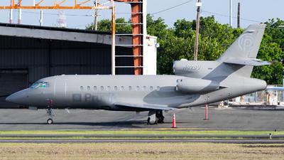N82BU - Dassault Falcon 900 - Prüvit