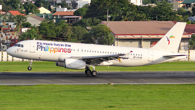 RP-C6319 - Airbus A320-232 - Seair (South East Asian Airlines)