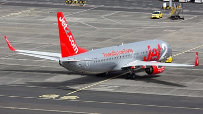 A picture of GJZHY - Boeing 7378MG - Jet2 - © Nelson Sousa
