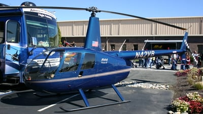 N42VB - Robinson R44 Raven II - Private