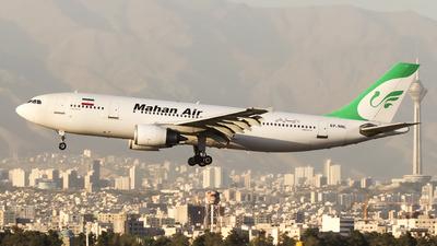 EP-MNL - Airbus A300B4-603 - Mahan Air