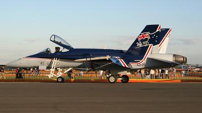 A21-26 - McDonnell Douglas F/A-18A Hornet - Australia - Royal Australian Air Force (RAAF)