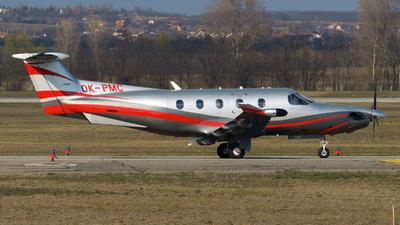 OK-PMC - Pilatus PC-12/47E - Private