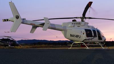 N414PJ - Bell 407 - PJ Helicopters