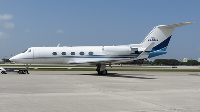 N400AA - Gulfstream G-III - Private
