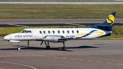 VH-SWK - Fairchild SA227-DC Metro 23 - Sharp Airlines