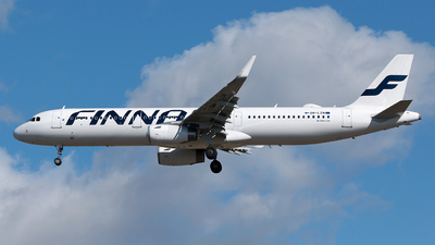A picture of OHLZN - Airbus A321231 - Finnair - © Szabó Imre