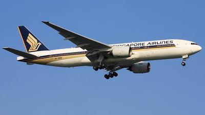 9V-SRM - Boeing 777-212(ER) - Singapore Airlines - Flightradar24